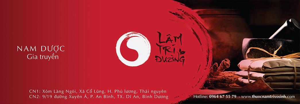 Banner Thuong hieu - Tầm Nhìn Của Lâm Trí Đường