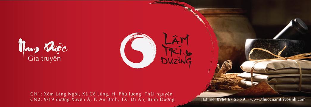 LAM TRI DUONG Banner thuong hieu - Về Lâm Trí Đường